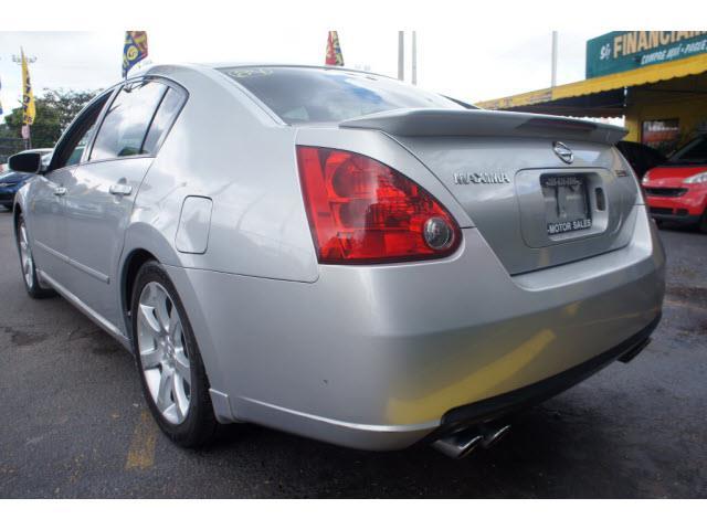 2007 Nissan Maxima LE