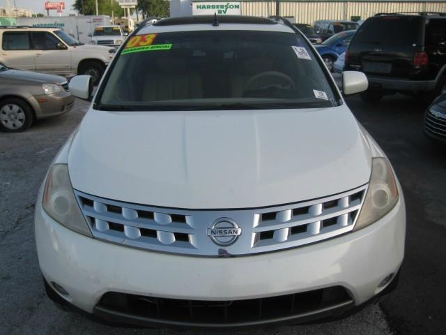 2003 Nissan Murano TRD Supercharged