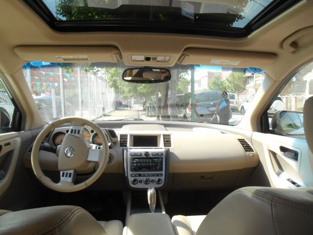 2003 Nissan Murano Crew Cab Amarillo 4X4