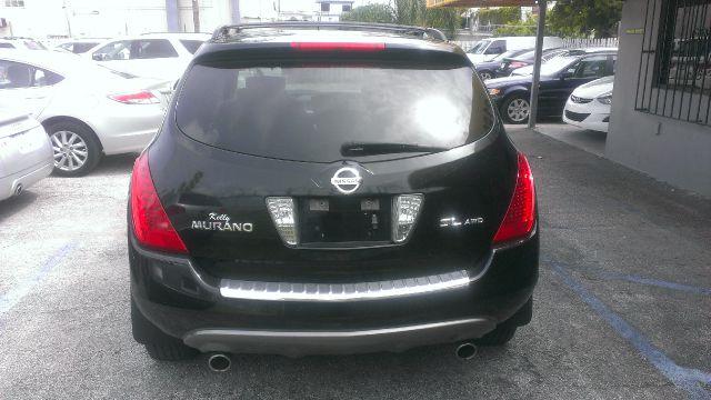 2007 Nissan Murano Unknown