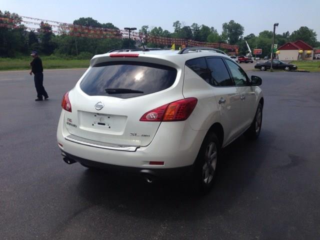 2009 Nissan Murano 29
