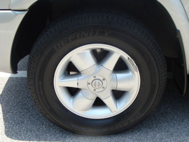 2001 Nissan Pathfinder EX-L AWD