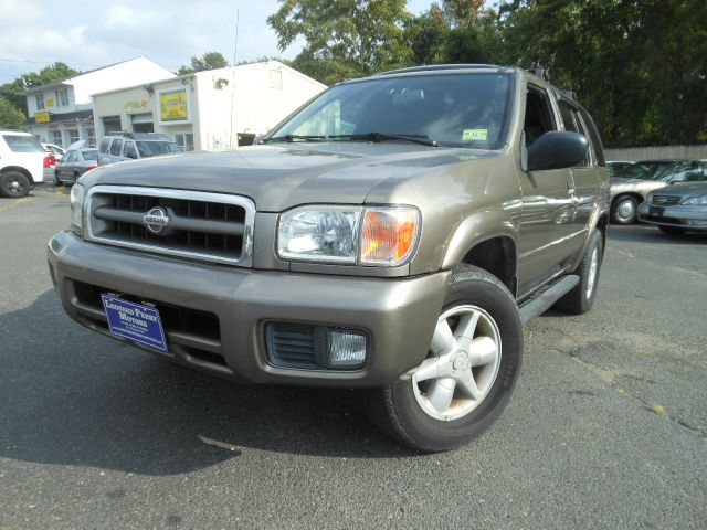 2001 nissan pathfinder awd w leatherroof 7pass details for Leonard perry motors nj