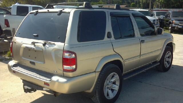 2002 Nissan Pathfinder X