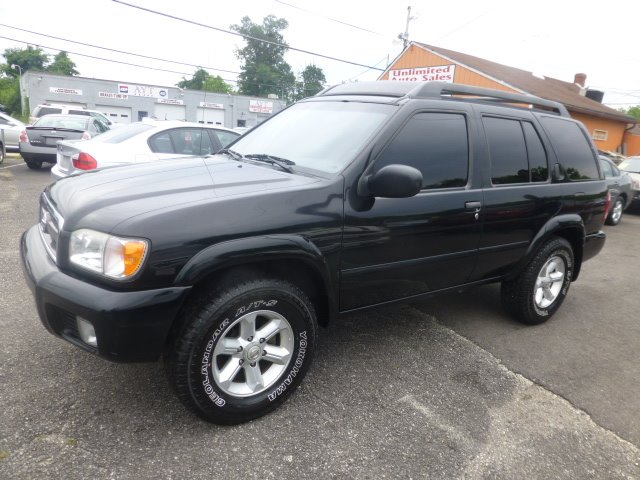2003 Nissan Pathfinder 4dr 2.5L Turbo W/sunroof/3rd Row AWD SUV