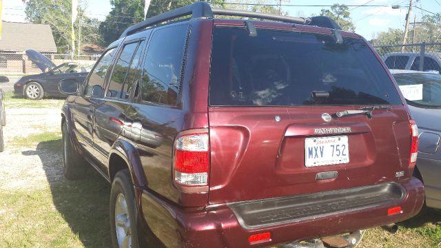 2003 Nissan Pathfinder EX-L W/navi