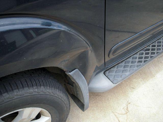 2005 Nissan Pathfinder X