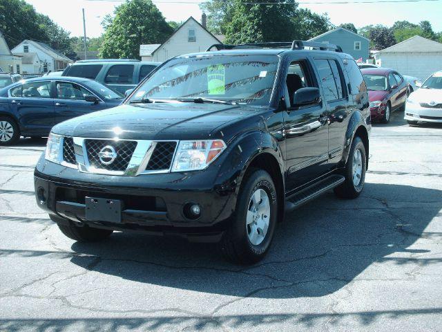2007 Nissan Pathfinder EX-L W/ DVD System