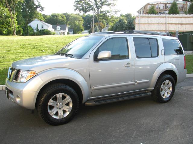 2007 Nissan Pathfinder EX-L AWD