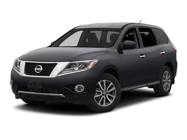 2013 Nissan Pathfinder Lariat 4x4 Diesel