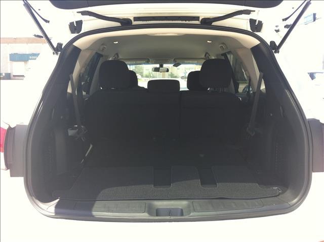2013 Nissan Pathfinder Prerunner Double Cab V6 Auto 2WD