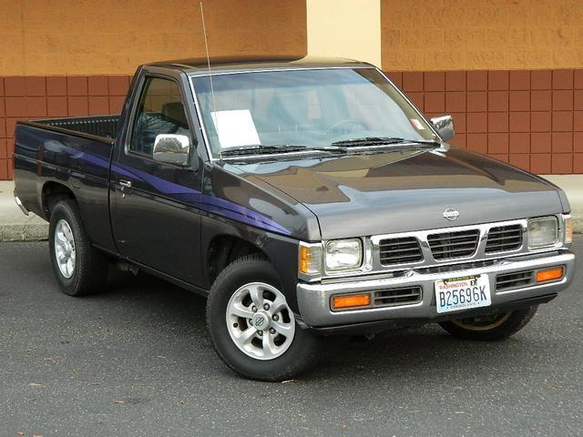 1997 Nissan Pickup W/nav.sys