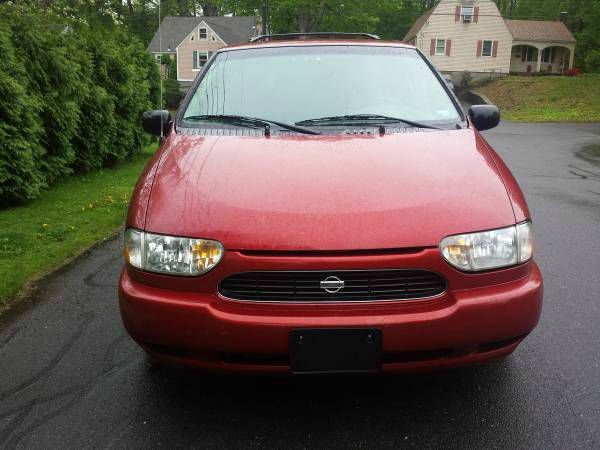 2000 Nissan Quest LS Flex Fuel 4x4 This Is One Of Our Best Bargains