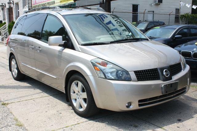 2004 Nissan Quest LE