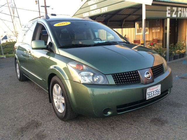 2004 Nissan Quest ST Pickup 4D 5 1/2 Ft
