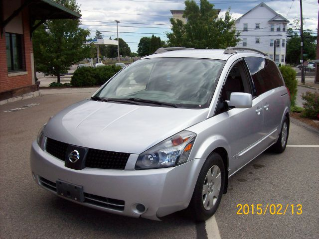 2005 Nissan Quest Lariat XL