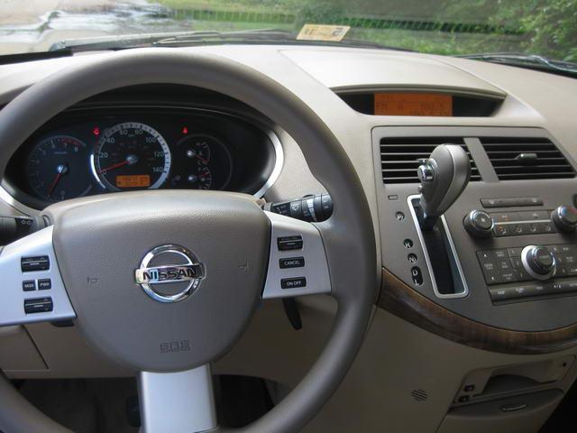 2007 Nissan Quest Limited 5-passenger