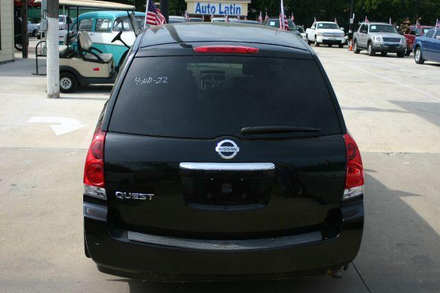 2007 Nissan Quest ST Pickup 4D 5 1/2 Ft