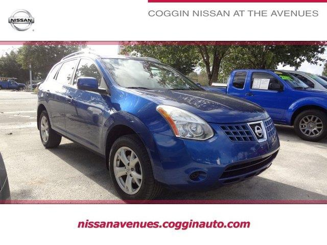 2008 nissan rogue ls s details jacksonville fl 32256. Black Bedroom Furniture Sets. Home Design Ideas