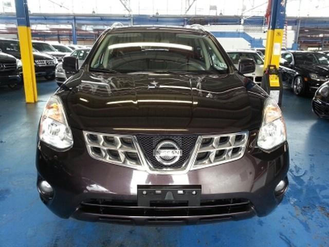 2011 Nissan Rogue 4.6L Eddie Bauer