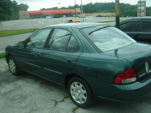 2001 Nissan Sentra W/nav.sys
