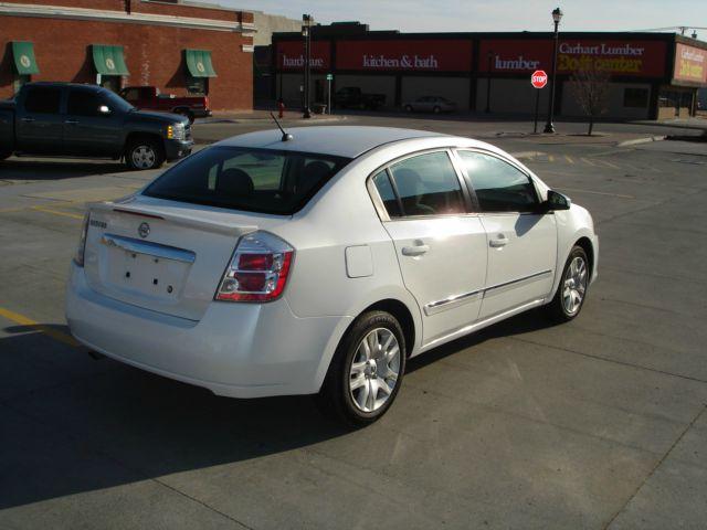 2011 Nissan Sentra SLT Heavy DUTY