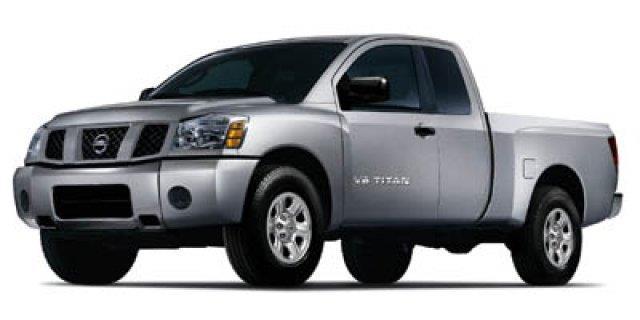 2007 Nissan Titan W/nav.sys