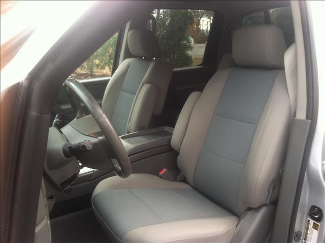 2007 Nissan Titan SLT EXT CAB 4X2