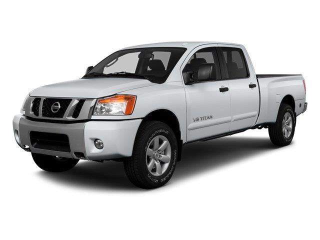 2014 Nissan Titan 4.6L Eddie Bauer