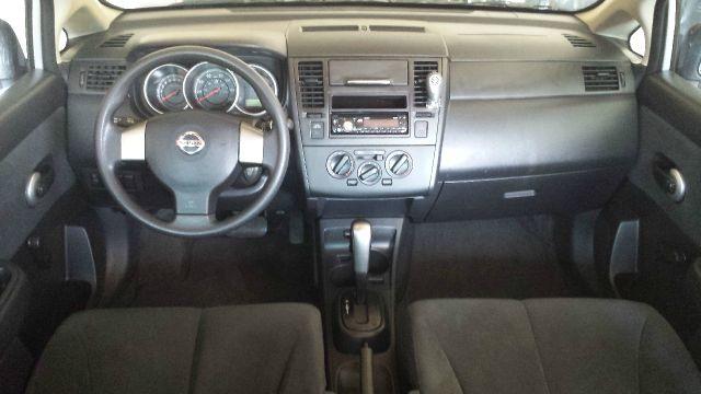 2010 Nissan Versa EX-L Sedan AT With Navigation