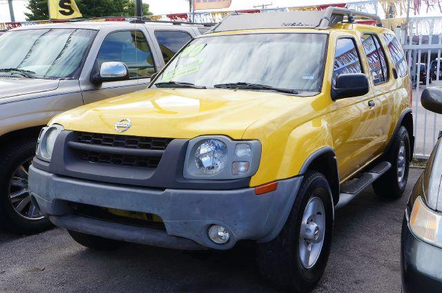 2000 Nissan Xterra LX V-6