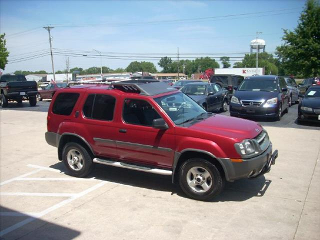 2002 Nissan Xterra Unlimited 4WD