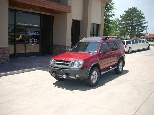 2002 Nissan Xterra Unlimited 4WD