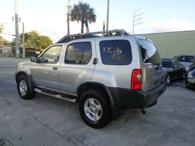2002 Nissan Xterra LX V-6