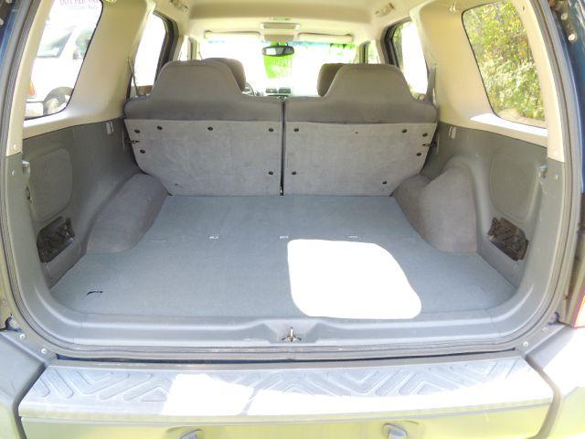 2004 Nissan Xterra EX-L W/ DVD System