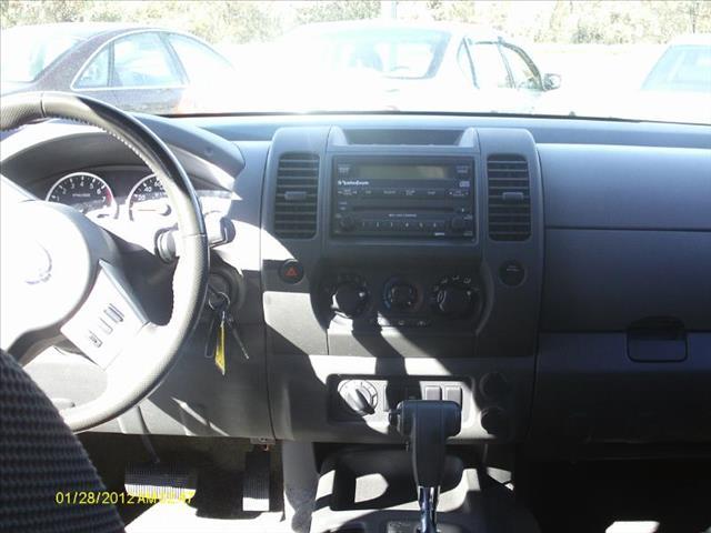 2005 Nissan Xterra SR5 Double Cab