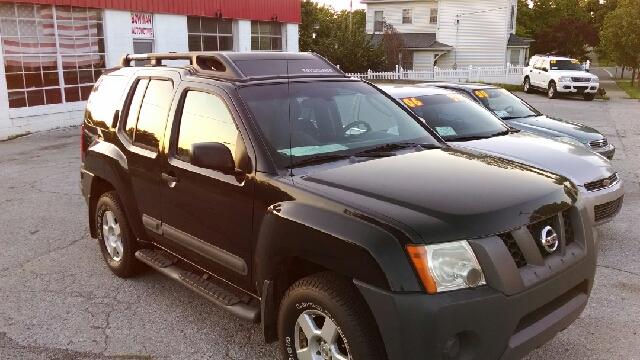2005 Nissan Xterra EX AWD
