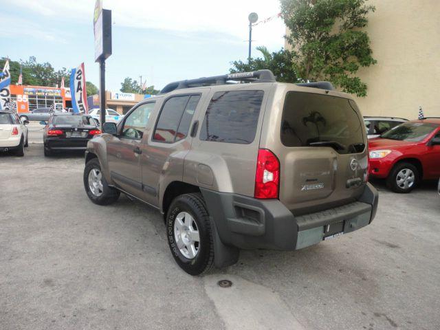 2005 Nissan Xterra Touring / AWD