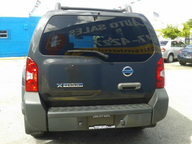 2006 Nissan Xterra 6.8L XLS