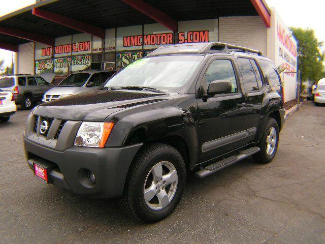 2007 Nissan Xterra EX-L W/navi