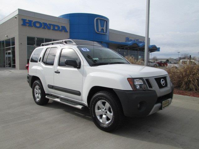 2012 Nissan Xterra 4wd