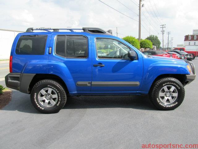 2012 Nissan Xterra Crew 169wb 4X4 SLT