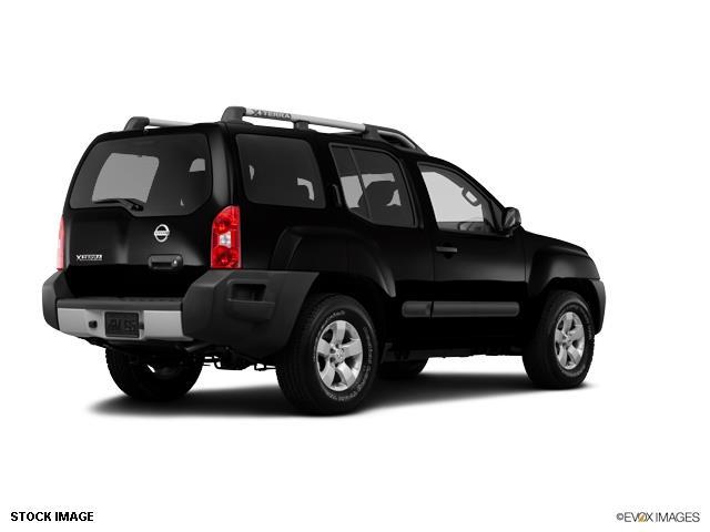 2013 Nissan Xterra XR