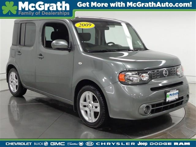 2009 Nissan cube Hard Top And Soft