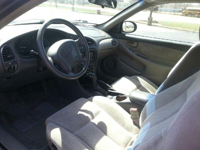 2003 Oldsmobile Alero 4WD 4dr SC