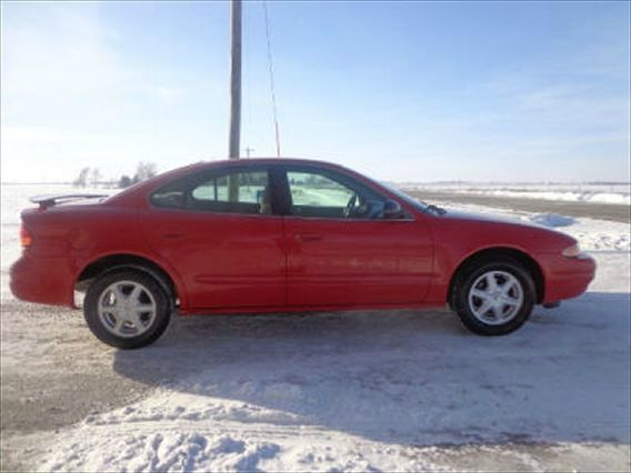 2004 Oldsmobile Alero Supercharged HSE