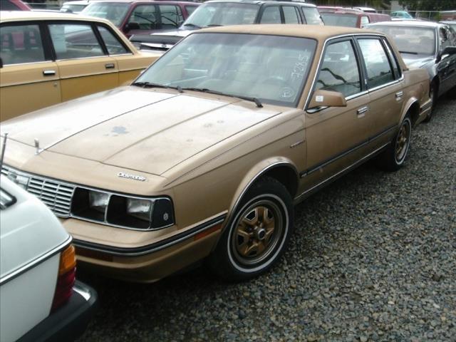 1986 Oldsmobile Cutlass Ciera 528xi Navigation System