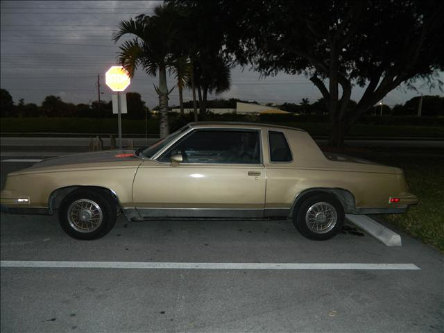 1981 Oldsmobile Cutlass Supreme Unknown
