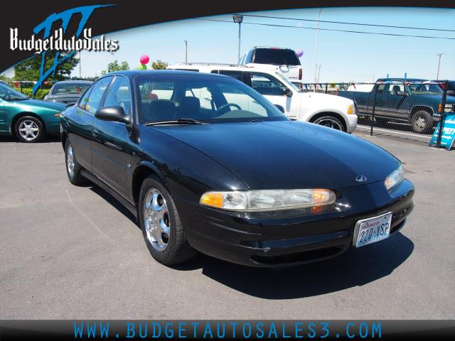 1999 Oldsmobile Intrigue LS Flex Fuel 4x4 This Is One Of Our Best Bargains