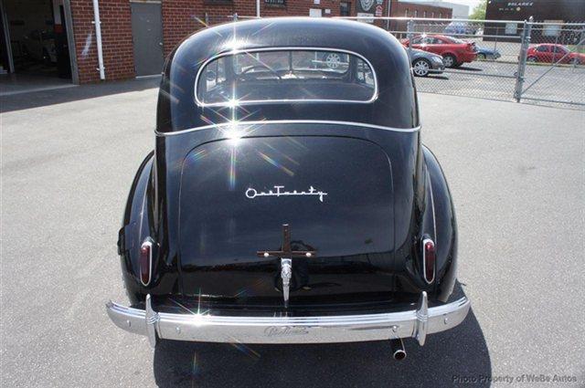 1941 Packard 120 1995 Pontiac